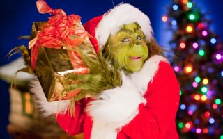 Somatic Narcissist Christmas