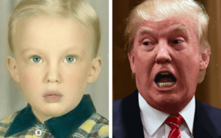 Donald Trump Adult Child of Narcissists