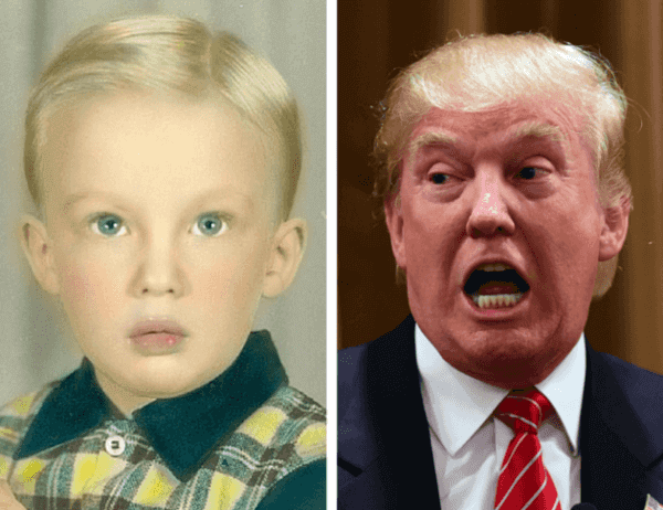 Donald Trump Adult Child of Narcissists