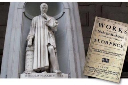Who is Niccolò Machiavelli