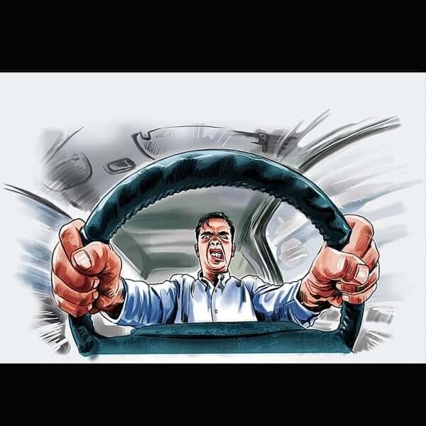 Dark Triad people tend to have Road Rage