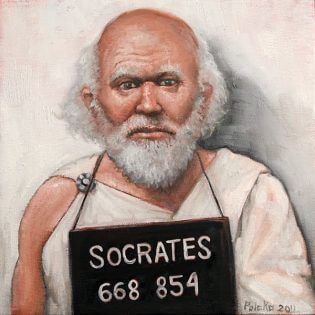 Socrates was a Whistleblower