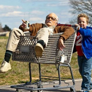 GRANDPARENTS RIGHTS Toxic demand