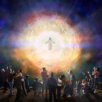 Jesus is talking to everyone
