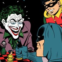 The Joker an expert in mocking behavior