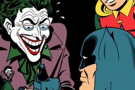 The Joker an expert in mocking behavior