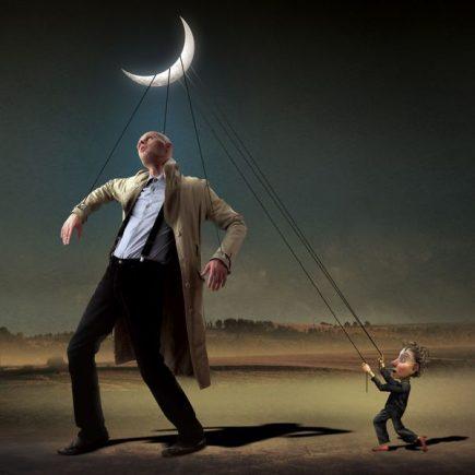 Parent abuse by Alienation